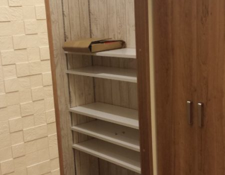 (71)ウォークインクローゼット(玄関収納)にドアは必要か?