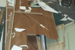 事務所ビルの内装解体