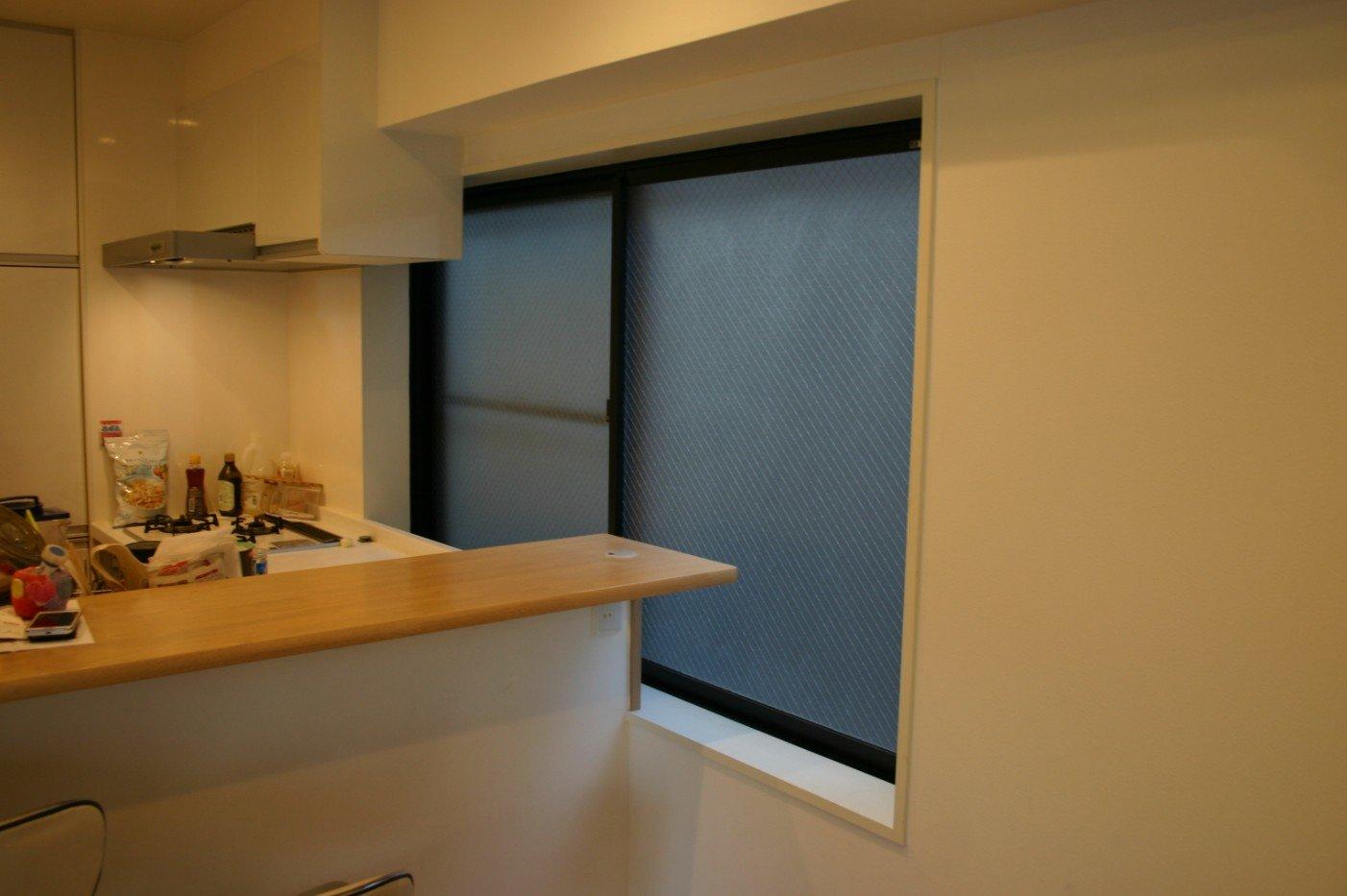インプラスによる内窓 二重サッシの導入前