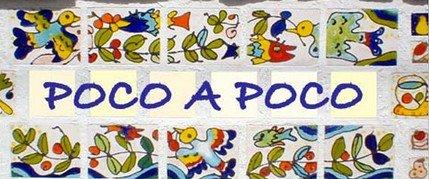 スペイン素焼き表札のイメージ(画像はネットからお借りしました)